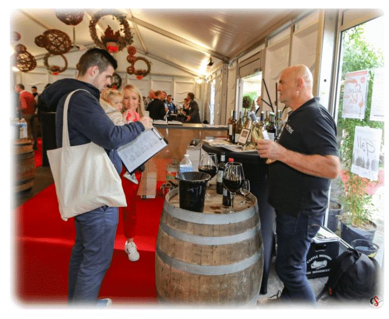 Salon du Vin 2019 - ASBL Menval